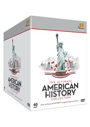The Ultimate American History Collection