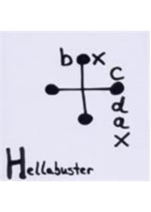 Box Codax - Hellabuster (Music CD)