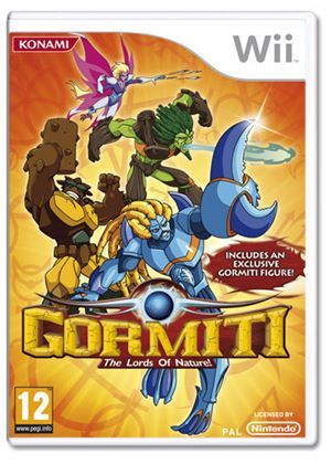 Gormiti - The Lords of Nature! (Wii)