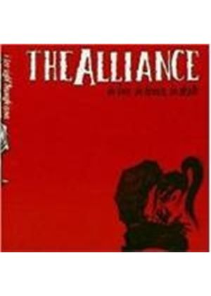 Alliance - In Love  In Honor  In Death (Music Cd)