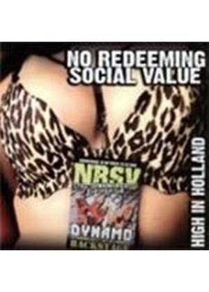 No Redeeming Social Value - High In Holland (Music CD)