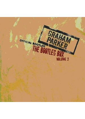 Graham Parker - Box of Bootlegs, Vol. 2 (Live Recording) (Music CD)