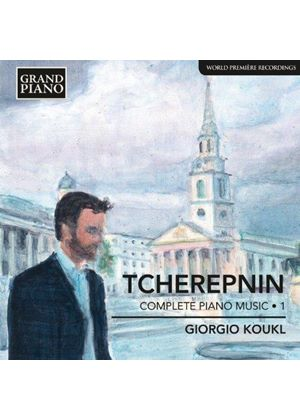 Alexander Tcherepnin: Piano Music, Vol. 1 (Music CD)