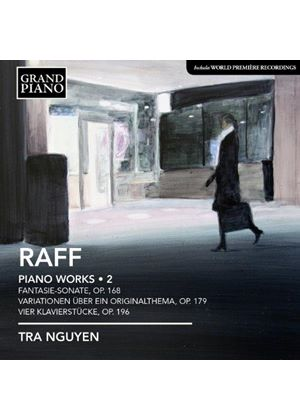 Joachim Raff: Piano Works, Vol. 2 (Music CD)
