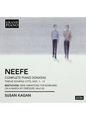 Gottlob Neefe: Complete Piano Sonatas (Music CD)