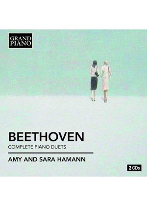 Beethoven: Complete Piano Duets (Music CD)