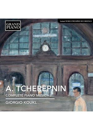 Tcherepnin: Complete Piano Works, Vol. 2 (Music CD)