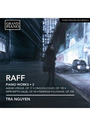 Joachim Raff: Complete Piano Works, Vol. 3 (Music CD)