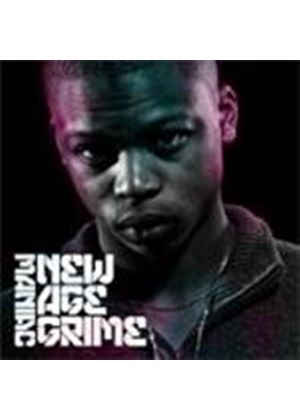 Maniac - New Age Grime (Music CD)