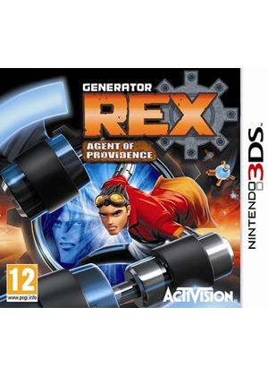 Generator Rex - Agent of Providence (Nintendo 3DS)