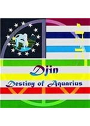 Djin - Destiny of Aquarius (Music CD)