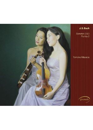 Bach: Sonaten Nos. 2 & 3; Partita No. 2 (Music CD)