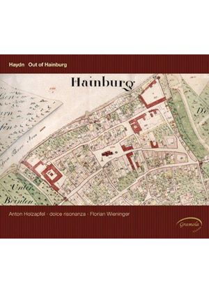 Haydn Out Of Hainburg (Music CD)