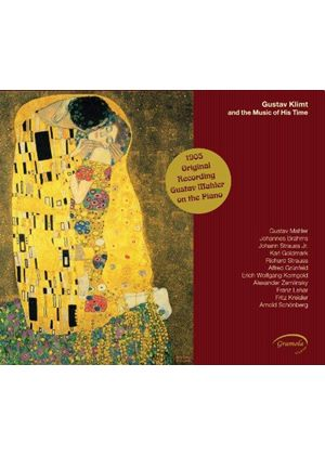 Gustav Klimt and the Music of His Time (Music CD)