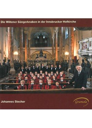 Wilten Boys Choir in the court Church Innsbruck (Music CD)