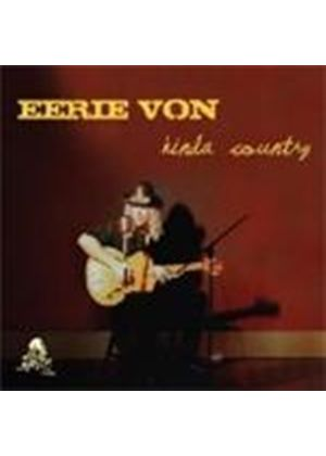 Eerie Von - Kinda Country (Music CD)