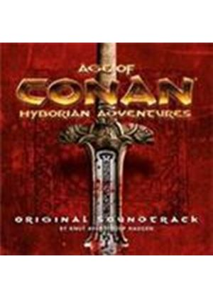 Various Artists - Age Of Conan: Hyborian Adventures (Original Game Soundtrack) (Music CD)