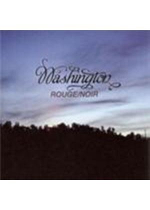 Washington - Rouge/Noir (Music CD)