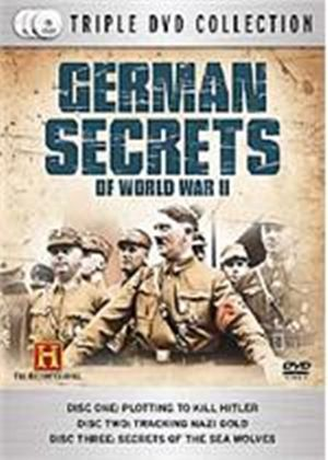 German Secrets Of World War 2