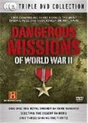 Dangerous Missions Of World War 2(3 Disc)