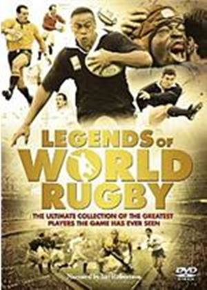 Legends Of World Rugby