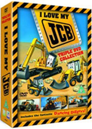 I Love My JCB - Triple