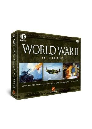 World War 2 in Colour (6 Disc Gift Pack)