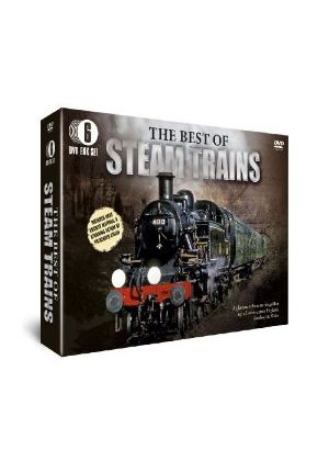 Best of Steam Trains (6 Disc Gift Pack)