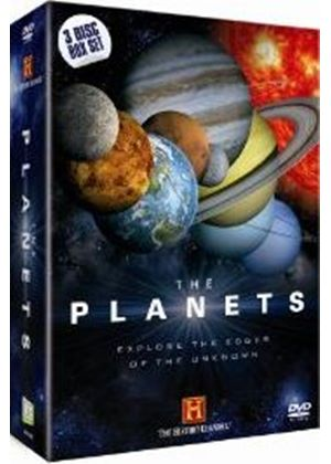 The Planets (3-Disc Box Set)