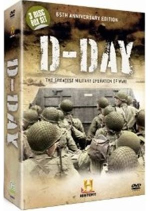 D-Day (3-Disc Box Set)