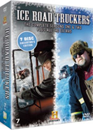 Ice Road Truckers - Complete Season 1 and 2 + Behind the Scenes