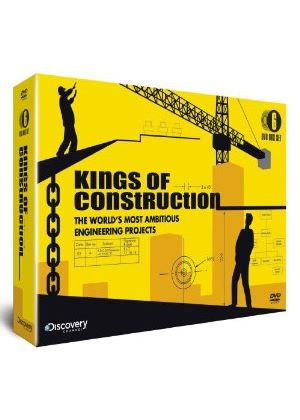 Kings of Construction (6 Disc Gift Pack)