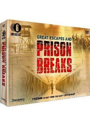Great Escapes and Prison Breaks (6 Disc Gift Pack)