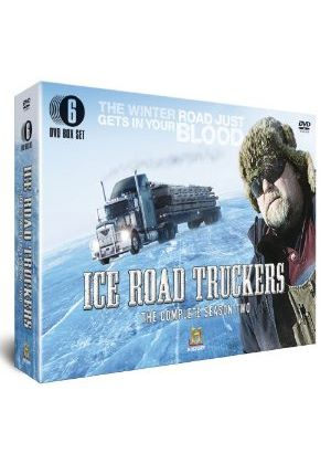 Ice Road Truckers: Season 2 (6 Disc Gift Pack)
