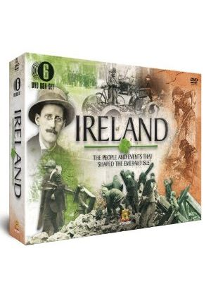 Ireland: The People & Events That Shaped the Emerald Isle (6 Disc Gift Pack)