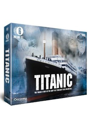 Titanic Gift Pack (6 Disc Gift Pack)