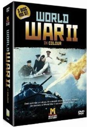 World War II in Colour (3-Disc Box Set)