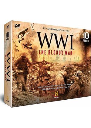 World War I The Bloody War (6 Disc Gift Pack)