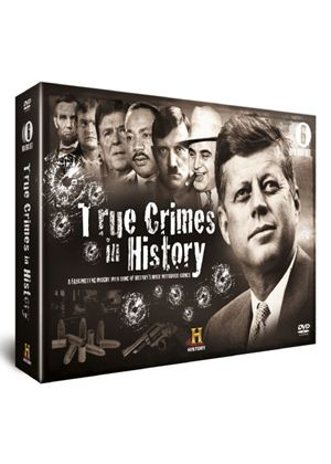 True Crimes in History (6 Disc Gift Pack)