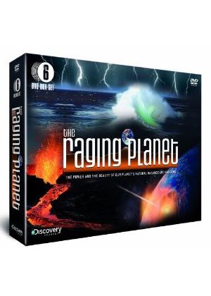 The Raging Planet (6 Disc Gift Pack)