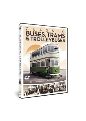 Buses Trams and Trolley Buses