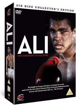 Ali: The Greatest of All Time (6-Disc Collector's Edition)