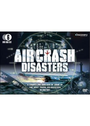 Air Crash Disasters (6 Discs)