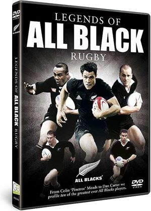 Legends of All Black Rugby