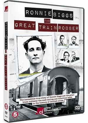 Ronnie Biggs - The Great Train Robber