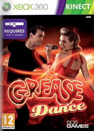 Grease - Dance - Kinect (XBox 360)