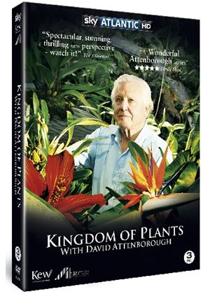 Kingdom Of Plants With David Attenborough (3 Disc)