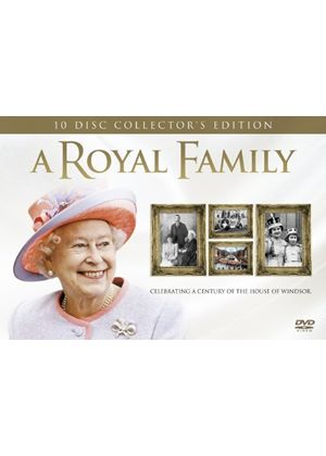 A Royal Family - 10 Disc Collector's Edition