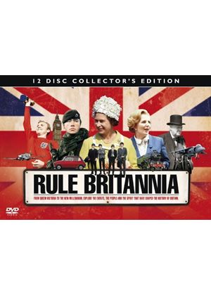 Rule Britannia - 12 Disc Collector's Edition
