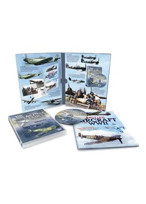 British Aircraft of World War 2 - DVD & Compendium Gift Set